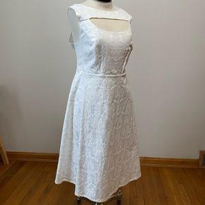 Torrid size 18 wedding dress